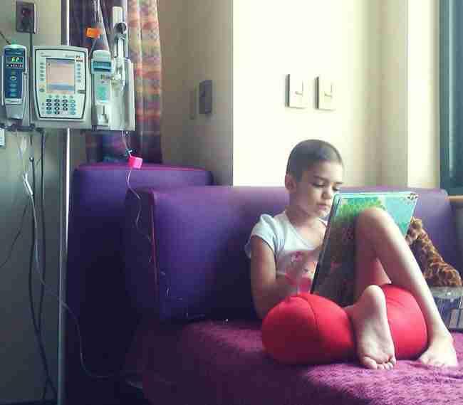 Όταν ήταν 9 ετών έχασε το πόδι της από καρκίνο. Σήμερα κάνει το όνειρό της πραγματικότητα και χορεύει ξανά!
