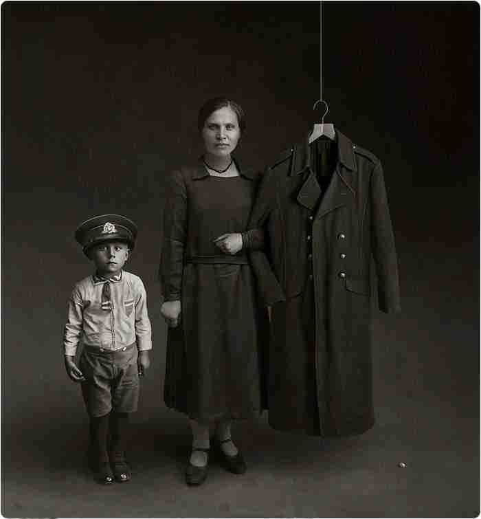 Απώλεια: Η πιο συγκλονιστική αντιπολεμική φωτογραφία που έχετε δει