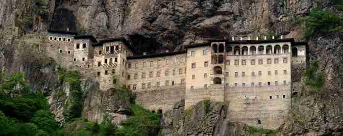 Παναγία Σουμελά: Το μοναστήρι με την εικόνα-σύμβολο για τους Έλληνες του Πόντου..