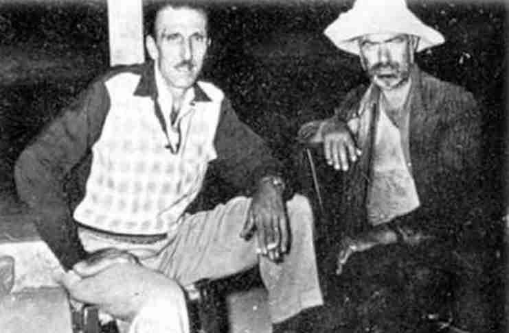 Αντρέας Ζέππος: Ο ψαράς από το Αϊβαλί που στην κατοχή μοίραζε ψάρια στους άπορους του Πειραιά