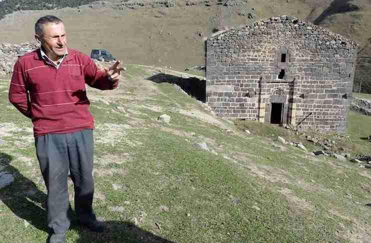 Ο Τούρκος βοσκός που προστατεύει Ελληνική Εκκλησία στην Τραπεζούντα
