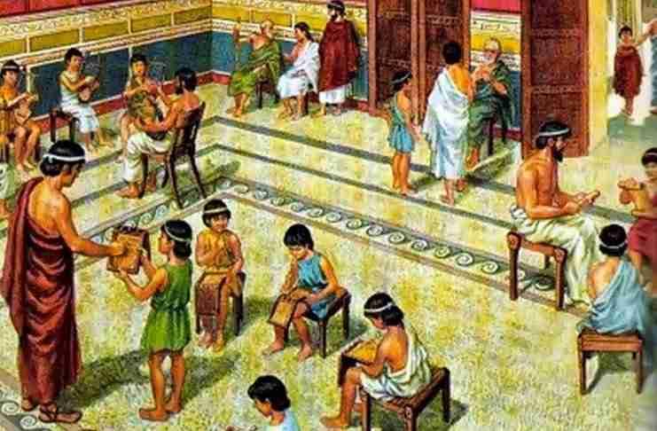 Τα Αρχαία Ελληνικά αυξάνουν τις συνάψεις του εγκεφάλου δηλαδή την ευφυΐα