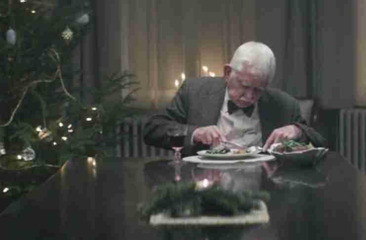 """Λένε ότι είναι η πιο """"δυνατή"""" χριστουγεννιάτικη διαφήμιση που δημιουργήθηκε ποτέ. Όταν τη δείτε θα καταλάβετε γιατί"""