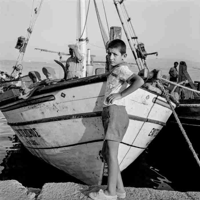 Η Μεταπολεμική Ελλάδα μέσα από τα Αιγαιοπελαγίτικα Καΐκια της
