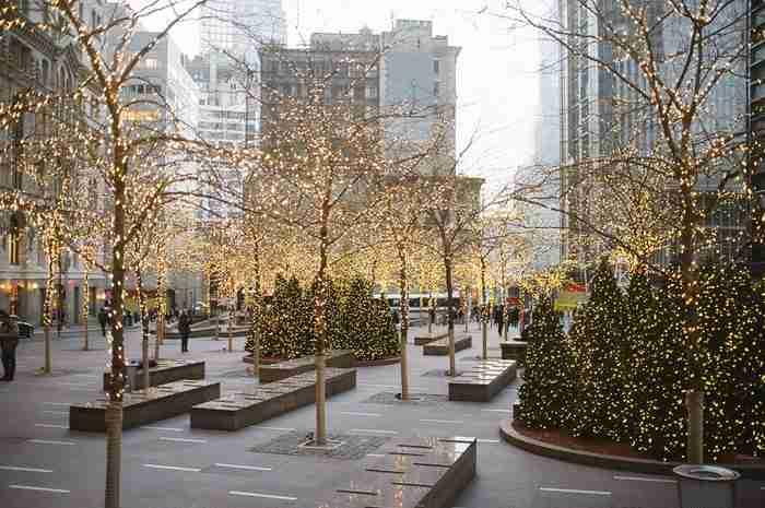 Νέα Υόρκη.. Εκεί όπου τα Χριστούγεννα είναι μια υπέροχη υπερπαραγωγή!