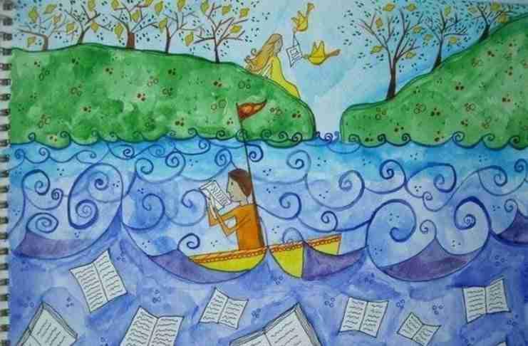 """""""Το νησί των συναισθημάτων"""", μια υπέροχη ιστορία του μεγάλου Μάνου Χατζιδάκι"""