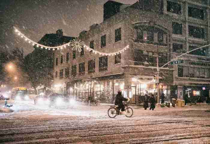 20 φωτογραφίες που αποδεικνύουν ότι τα Χριστούγεννα στη Νέα Υόρκη είναι μαγικά!