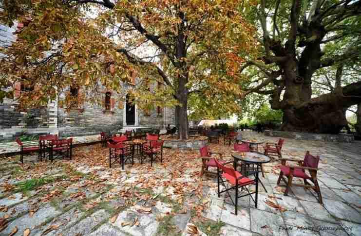 Το πιο αραιοκατοικημένο χωριό της Ελλάδας έχει έκταση 5 χλμ και μόλις 500 κατοίκους