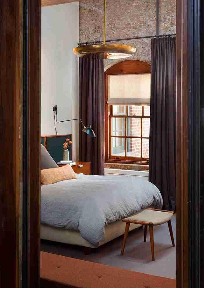 Η εκπληκτική μεταμόρφωση μιας παλιάς αποθήκης σε ένα ονειρικό loft στην καρδιά της Νέας Υόρκης
