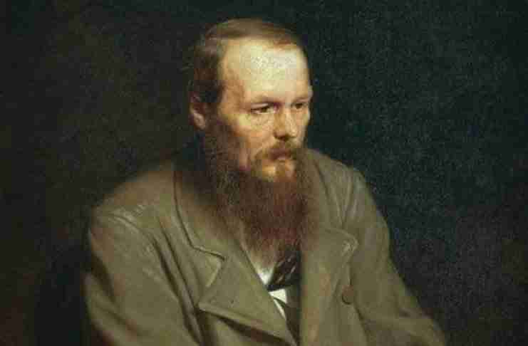 Ντοστογιέφσκι: «Η ψυχή γιατρεύεται όταν είσαι κοντά σε παιδιά»