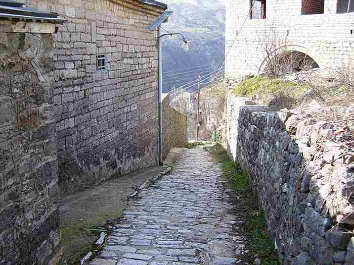 Ελληνική ομορφιά.. Τζουμέρκα: Τα μυστικά χωριά της αθωότητας
