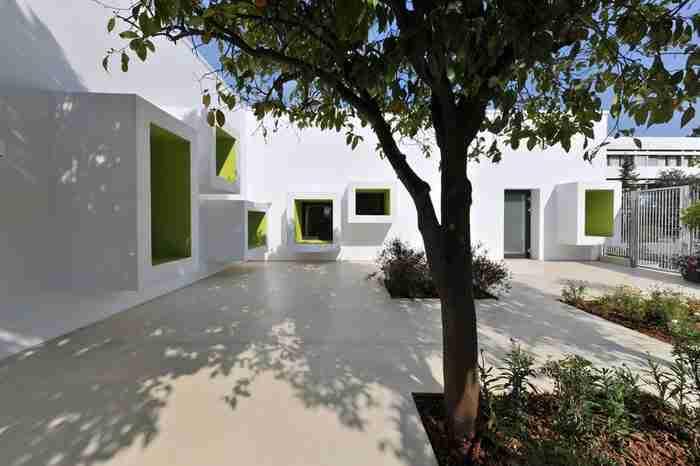 Το πιο ωραίο νηπιαγωγείο της Αθήνας μοιάζει με.. έργο τέχνης!