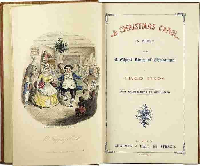 19 Δεκεμβρίου του 1843 ειπώθηκε για πρώτη φορά η πιο όμορφη «Χριστουγεννιάτικη Ιστορία»