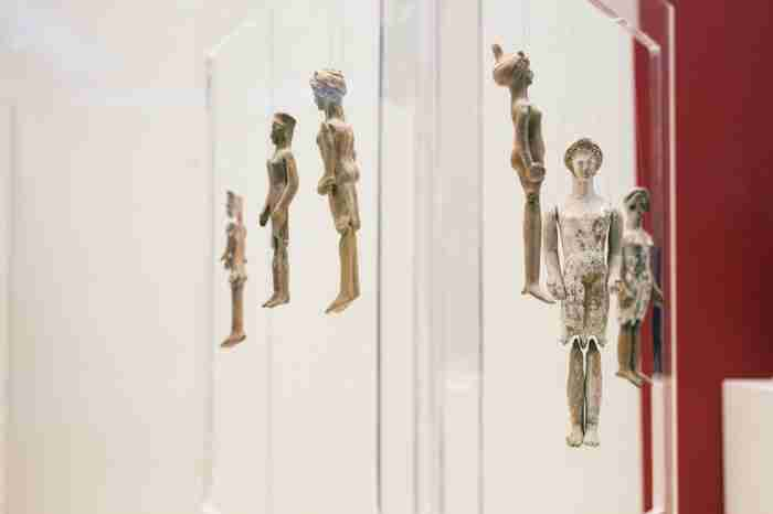 Με τι παιχνίδια έπαιζαν τα παιδιά στην αρχαία Ελλάδα;