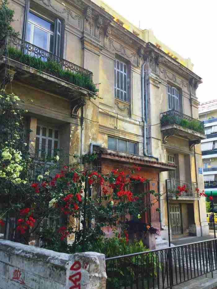 Τα ωραιότερα προπολεμικά σπίτια στην Πατησίων έχουν ιστορίες να διηγηθούν