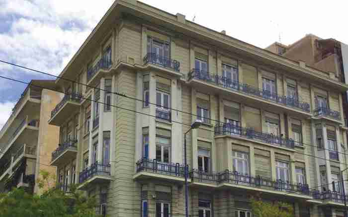 Τα ωραιότερα προπολεμικά σπίτια στην Πατησίων έχουν πολλές ιστορίες να διηγηθούν