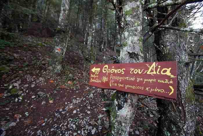 Ένα από τα ωραιότερα φυσικά πάρκα της χώρας βρίσκεται σε ένα χωριό μόλις 2,5 ώρες από την Αθήνα. Και είναι απρόσμενα διασκεδαστικό!