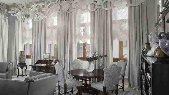 Βενετσιάνικο παλάτι μετατράπηκε σε ένα μαγικό πλωτό ξενοδοχείο