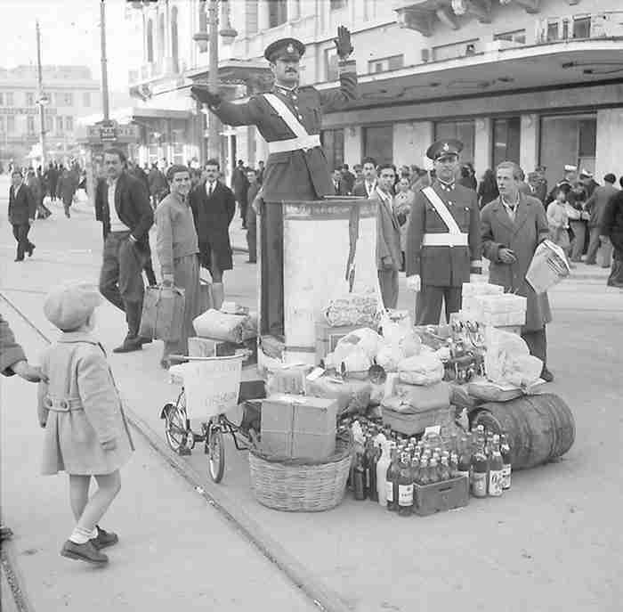 Χριστούγεννα: Η Αθήνα πριν από 55 χρόνια! Υπέροχες φωτογραφίες!
