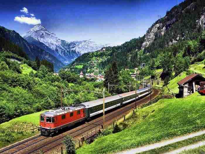Ο γύρος της Ευρώπης με τρένο! Το National Geographic παρουσιάζει τα καλύτερα ταξίδια…