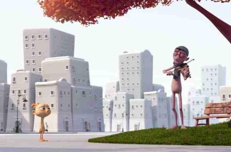 Ο Copy και ο Paste.. Το εκπληκτικό animation για τη σχέση πατέρα-γιου που θα λατρέψετε