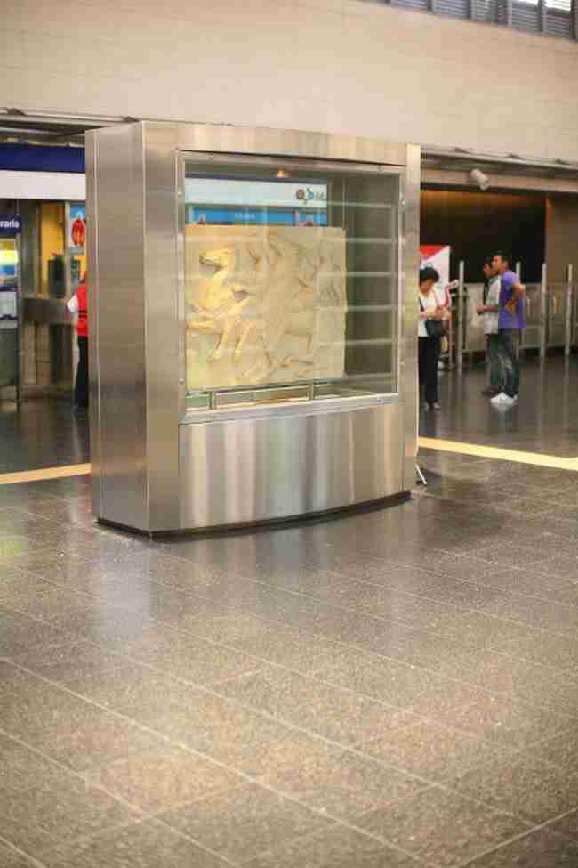 """Στη μακρινή Χιλή υπάρχει ένας σταθμός του Μετρό που λέγεται (και θυμίζει) """"Ελλάδα"""""""
