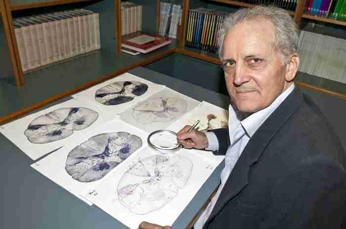 «Δεν υπάρχει ψυχή, όλα πηγάζουν από τον εγκέφαλο» λέει ο κορυφαίος Έλληνας νευροεπιστήμονας Γιώργος Παξινός