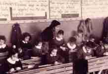 35 χρόνια πριν, στις 6 Φεβρουαρίου του 1982, η σχολική ποδιά μπήκε στο χρονοντούλαπο της ιστορίας