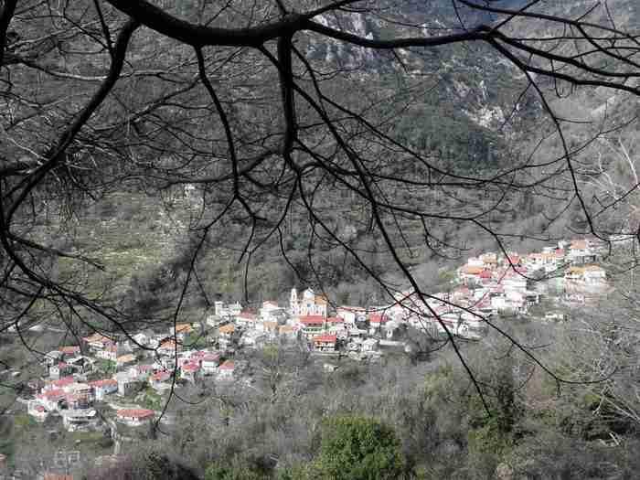 Πέντε υπέροχα χωριά του Ταΰγετου που αξίζει να γνωρίσετε!