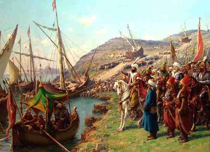 H Άλωση της Κωνσταντινούπολης: Το χρονικό του τέλους μιας Αυτοκρατορίας