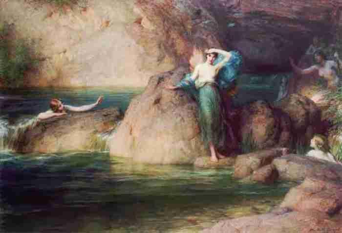 Ο όμορφος μύθος της Αλκιόνης και οι Αλκυονίδες μέρες