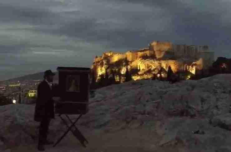 Το ωραιότερο ξημέρωμα της Αθήνας σε ένα υπέροχο βίντεο!