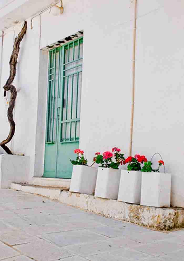 Το πιο πολύχρωμο και βραβευμένο χωριό της Ελλάδας. Κάθε σοκάκι και ένας πίνακας ζωγραφικής!