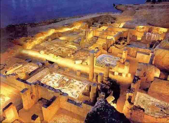 Τα ασύλληπτης ομορφιάς ψηφιδωτά που ανακαλύφθηκαν στην αρχαία ελληνική πόλη Ζεύγμα, στη νότια Τουρκία