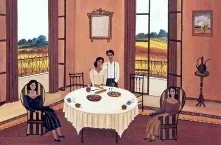 Η τραγικότητα της ελληνικής οικογένειας
