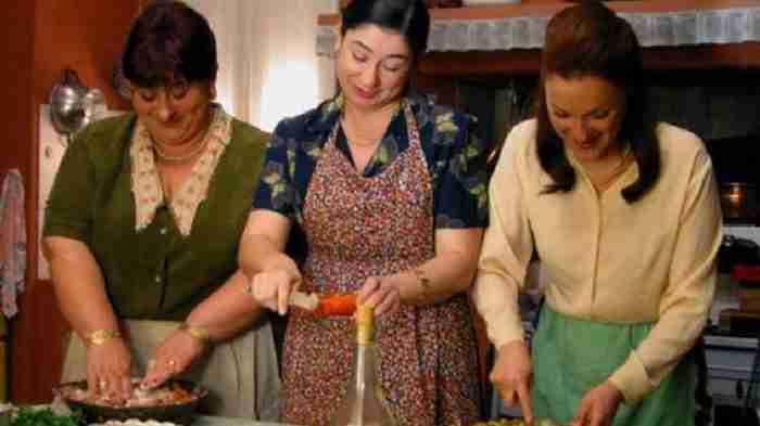 Συνταγές ζωής από την Πολίτικη κουζίνα