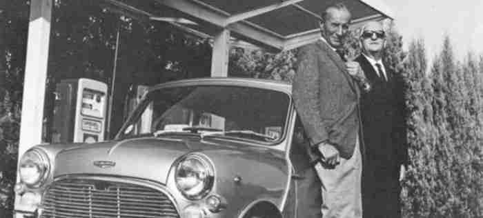 Αλέξανδρος Ισιγόνης: Η ιστορία του Έλληνα που δημιούργησε το θρυλικό Mini Cooper