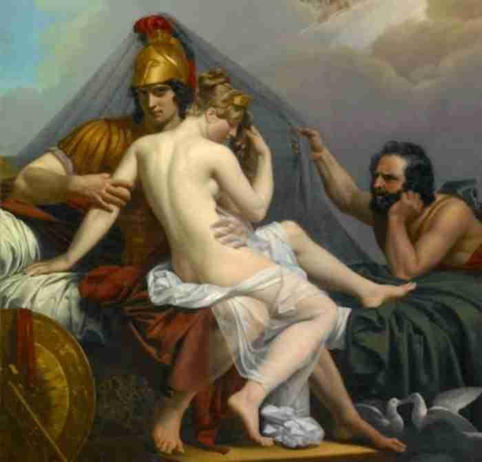 Έρως και Ψυχή: Ένας υπέροχος μύθος, ένα μοναδικό έργο τέχνης