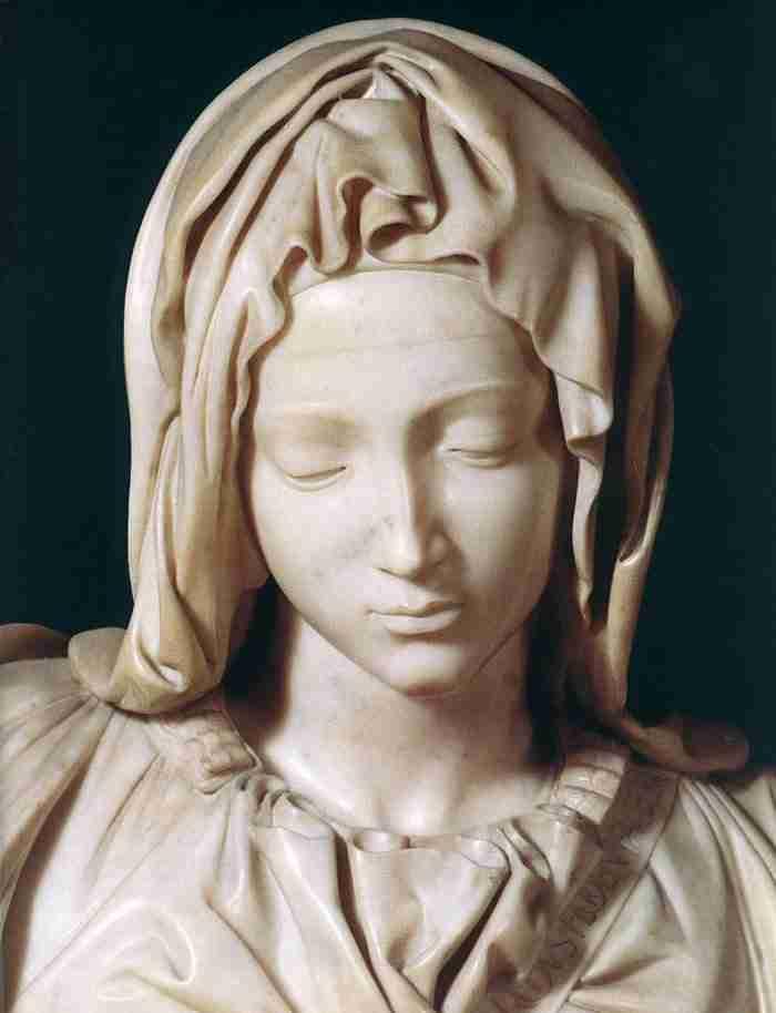 Πιετά του Μικελάντζελο: Η ιστορία του διάσημου γλυπτού που απεικονίζει το σώμα του Ιησού Χριστού στα πόδια της μητέρας του