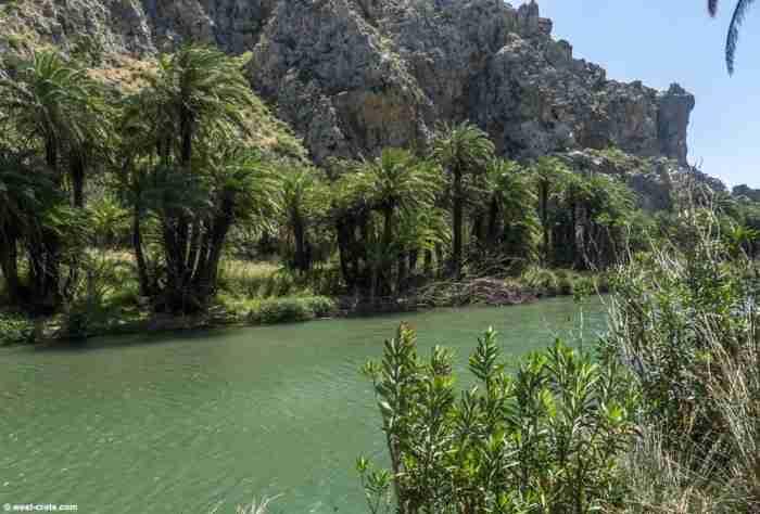 Η παράξενη παραλία της Ελλάδας που θυμίζει.. Αφρικανική όαση!