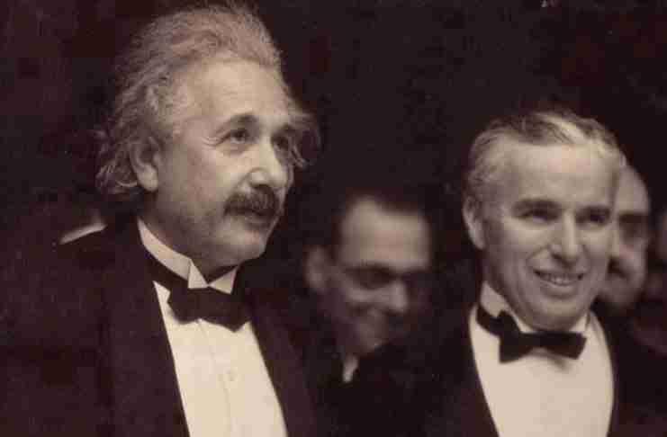 Ο απίθανος διάλογος του Αϊνστάιν με τον Τσάρλι Τσάπλιν που έμεινε στην ιστορία