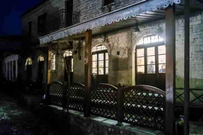 Ο «Μέγας Ναπολέων» και το 174 ετών καφενείο του στα Τζουμέρκα