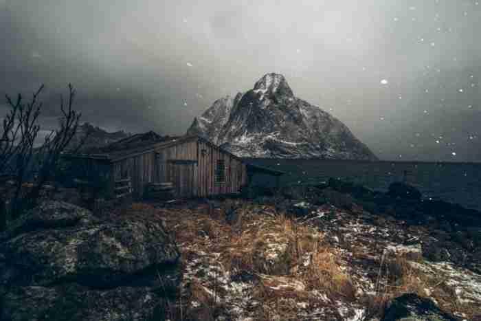 16 μαγικές φωτογραφίες από το Αρχιπέλαγος Λοφότεν για το οποίο είχε γράψει και ο Καββαδίας