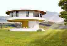 Το «Πράσινο» σπίτι που… ακολουθεί τον ήλιο!