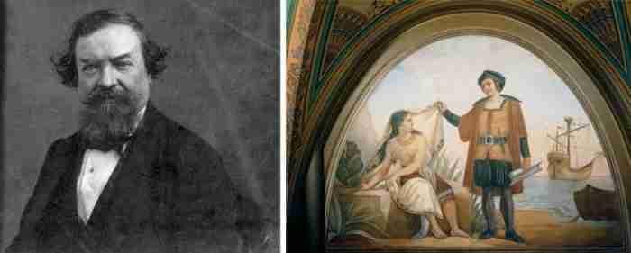 Κωνσταντίνος Μπρουμίδης: O άγνωστος Έλληνας που πέρασε 25 χρόνια ζωγραφίζοντας το αμερικανικό Καπιτώλιο!
