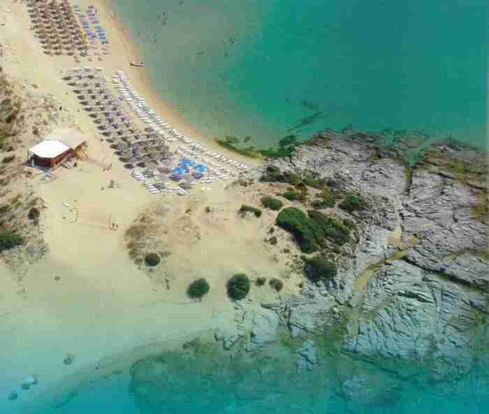 Ελλάδα είναι! Γνωρίστε τους Αμμόλοφους.. Την ονειρική παραλία που θυμίζει εξωτικό προορισμό!