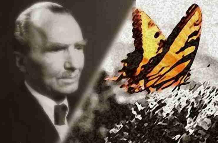 """Σαν παραμύθι.. """"Το μάθημα της πεταλούδας"""" από τον Νίκο Καζαντζάκη"""