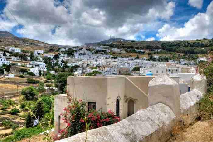 Τα 30 ωραιότερα χωριά των Ελληνικών νησιών! Ομορφιά που δεν τη χορταίνει το μάτι!