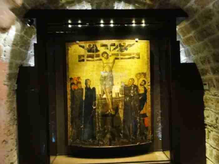 """Ο """"Ελκόμενος Χριστός» της Μονεμβασιάς και η άγνωστη ιστορία μιας κλοπής που έφθασε σε αίσιο τέλος 32 χρόνια μετά"""