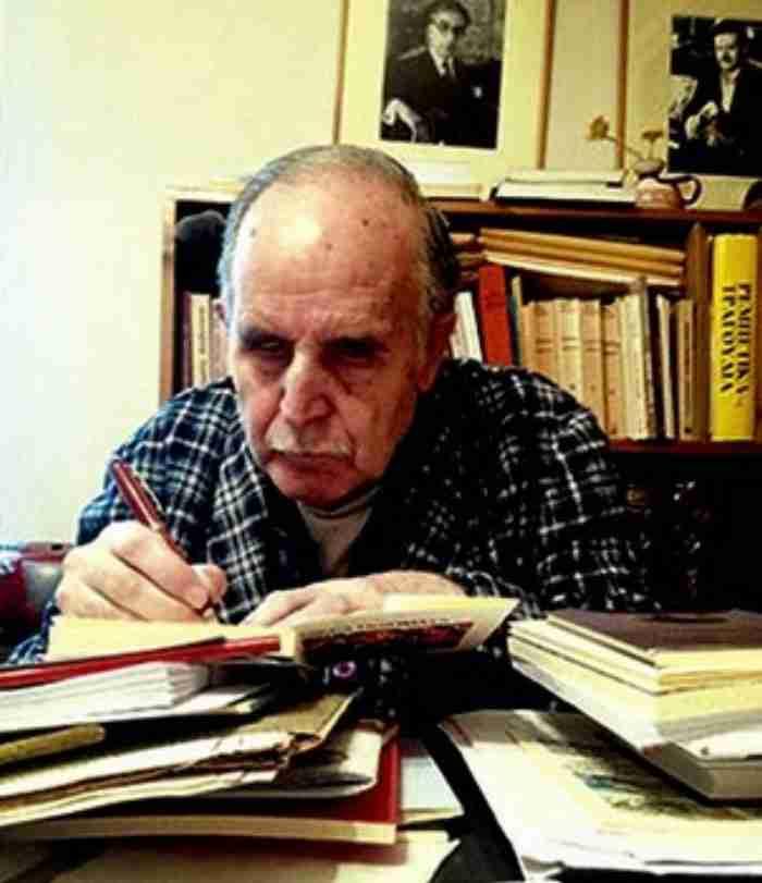 """Ντίνος Χριστιανόπουλος: """"Δεν υπάρχουν ευτυχισμένοι έρωτες, μωρό μου!"""""""